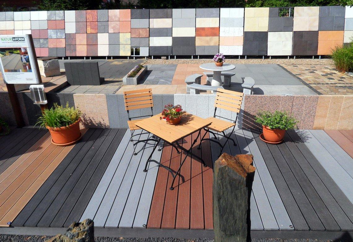 Atemberaubend Bauzentrum Beckmann: WPC - Terrassendielen &LW_04