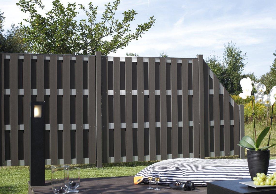 Bauzentrum Beckmann Sichtschutz Zaune