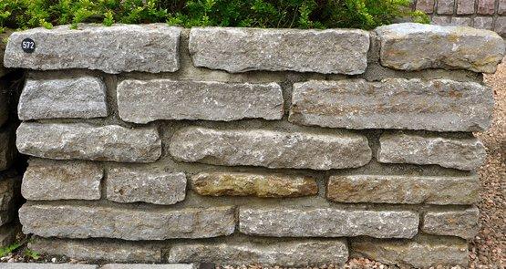 Muschelkalk Mauer bauzentrum beckmann mauersteine trockenmauern
